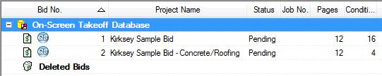 Combining Merging Bids Ost Qb Dpc On Center Software Support