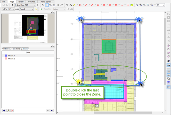 OST 3 94 - 06 Drawing and Using Zones | On Center Software