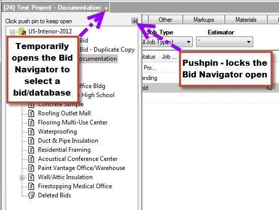 QB 4.96 - 07.01 The Bids Tab & Bid Navigator | On Center Software ...