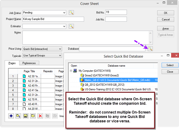Ost 3 94 02 02 Price A Bid Using Quick Bid Interactive Bids On Center Software Support