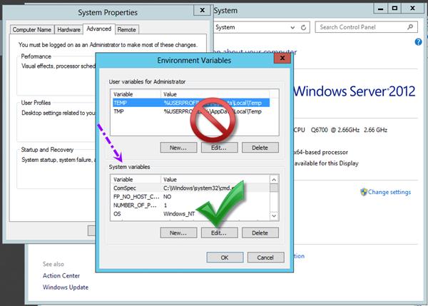 VLM 1 - 02 04 Step 4 - Setting the Environmental Variable on Virtual